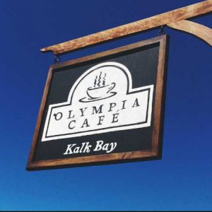 Olympia Cafe Kalk Bay