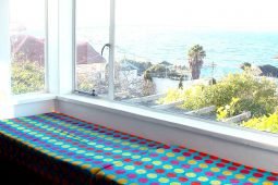 Window to False Bay - Blue on Blue B&B