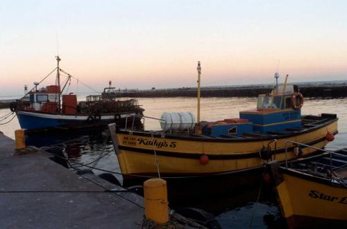Kalk Bay Fishing Boats