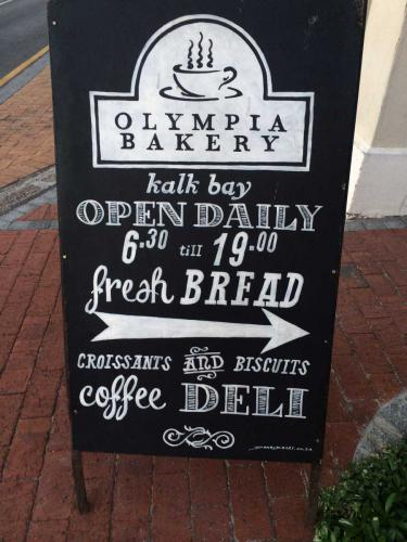 Olympia Bakery Cafe