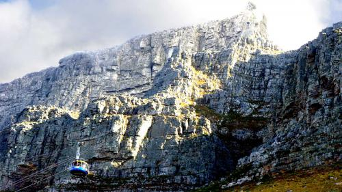 Table Mountain Cablecar